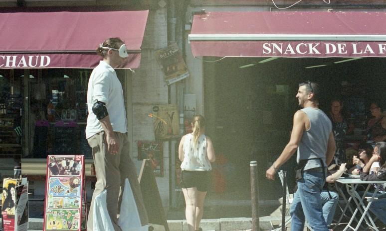 Avignon, Jul 2014