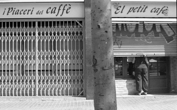 Barcelona, Jul 2014